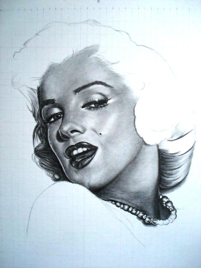 Marilyn_Monroe_WIP2