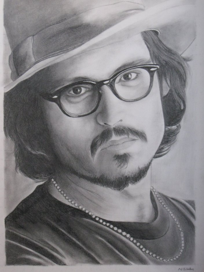 johnny_depp_by_Nisha_art_ablaze