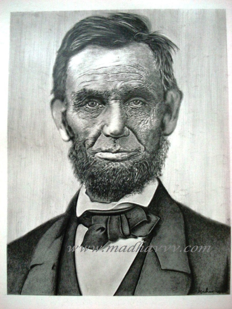 Abraham_Lincoln_by_madhavvv